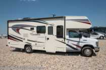 2019 Coachmen Freelander  24FS W/Ext TV, Fireplace, 15K A/C, Stabilizers