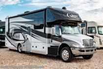 2019 Nexus Ghost 33DS Diesel Super C W/In-Motion Sat, Solar, Ext TV