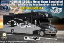 2019 Nexus Wraith 34W International Diesel Super C RV W/Theater Seat