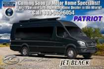 2019 American Coach Patriot Cruiser Sprinter Diesel W/Comfort Package