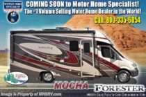 2019 Forest River Forester MBS 2401S Sprinter Diesel RV W/Dsl Generator, Ext TV