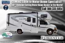 2019 Forest River Forester LE 2351LEF RV for Sale W/15.0K BTU A/C, Jacks