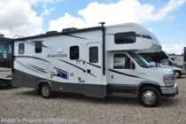2019 Forest River Forester 2421MS Must See Walk-in Closet! 2 Slides, 3 TVs
