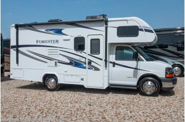 New 2019 Forest River Forester LE