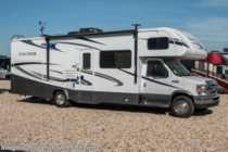 2019 Forest River Forester 2861DS W/15K A/C, 4-Dr. Fridge, Ext Kitchen & TV