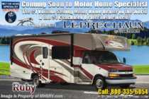 2019 Coachmen Leprechaun 319MB W/Recliners, Ext. Kitchen, Jacks, Rims, Sat