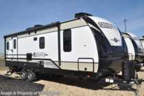 2019 Cruiser RV Radiance Ultra-Lite 25RB RV W/King, 2 A/C, Pwr Tongue Jack