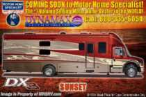 "2019 Dynamax Corp DX3 37BH Super C W/Bunk, Theater Seats, 50"" TV"