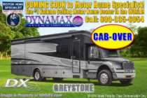 2019 Dynamax Corp DX3 37TS Super C W/Theater Seats, Dash Cam, W/D