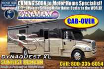 2019 Dynamax Corp Dynaquest XL 37BH Bunk Model Super C W/Theater Seats, Cab Over