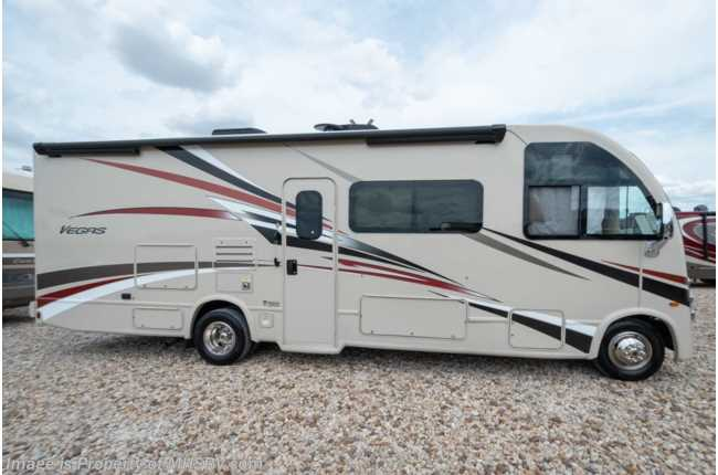 2019 Thor Motor Coach Vegas 27.7 RUV for Sale @ MHSRV W/ Stabilizers