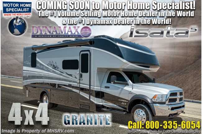 New 2019 Dynamax Corp Isata 5 Series