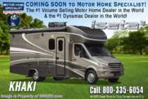 2019 Dynamax Corp Isata 3 Series 24CB Sprinter Diesel RV W/Theater Seats, Jacks