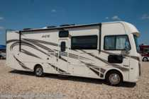 2019 Thor Motor Coach A.C.E. 30.2 ACE Bunk Model W/5.5KW Gen, 2 A/Cs, Ext. TV
