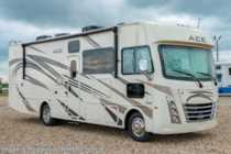 2019 Thor Motor Coach A.C.E. 30.2 Bunk Model W/5.5KW Gen, 2 A/Cs & Ext TV