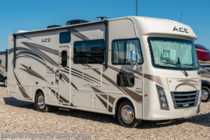2019 Thor Motor Coach A.C.E. 27.2 RV for Sale W/ King Bed, 2 Slides, Ext. TV