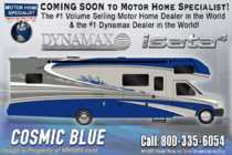 2019 Dynamax Corp Isata 4 Series 25FW Luxury Class C RV for Sale W/ Rims, Jacks
