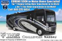2019 Thor Motor Coach Challenger 37KT RV for Sale W/Res Fridge & Theater Seats