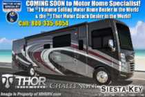 2019 Thor Motor Coach Challenger 37KT RV for Sale With Res. Fridge, Theater Seats