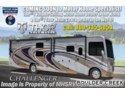 New 2019 Thor Motor Coach Challenger 37TB Bath & 1/2, Bunk House RV for Sale @ MHSRV available in Alvarado, Texas