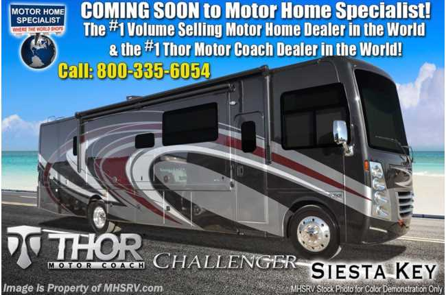 New 2019 thor motor coach challenger new 2019 thor motor coach challenger 37tb bunk house bath 12 rv wres fridge asfbconference2016 Gallery