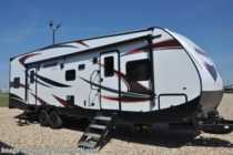 2019 Coachmen Adrenaline 30QBS Toy Hauler W/Pwr Bunk, 2 A/C, Jacks, 5.5 Gen
