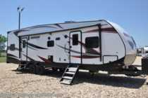 2019 Coachmen Adrenaline 30QBS Toy Hauler, Pwr. Bunk, 2 A/C, Jacks, 5.5 Gen