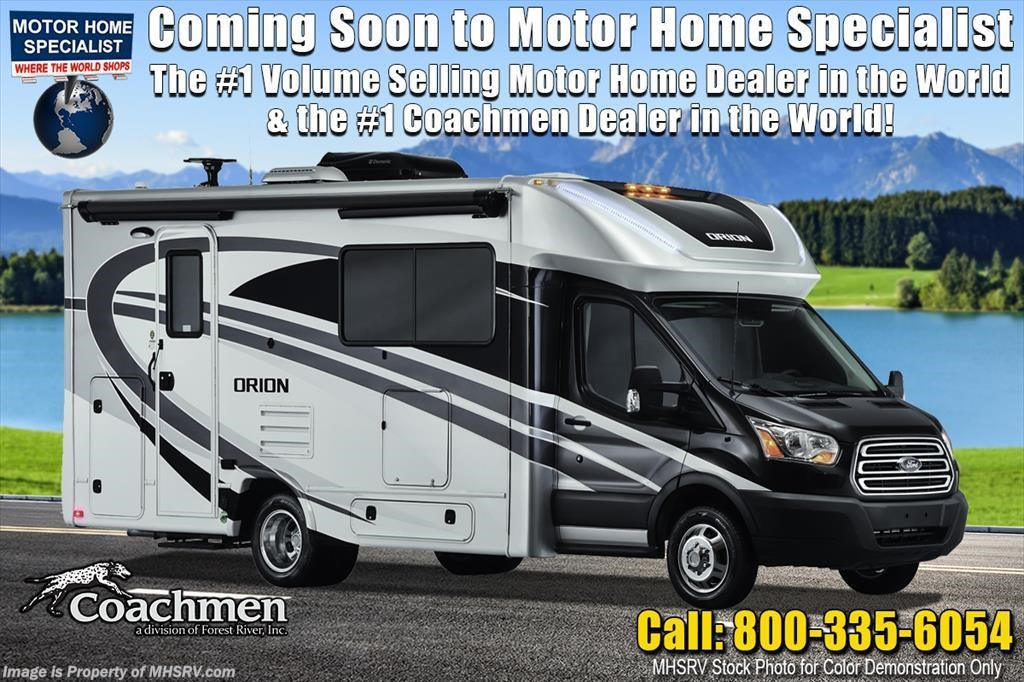 new 2019 coachmen orion traveler 24rb rv for sale w rims rh mhsrv com Coleman Mach Thermostat Wiring Diagram Coleman Mach Thermostat Wiring Diagram