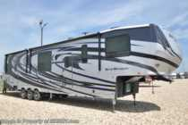 2019 Heartland  Road Warrior RW396 W/ 3 A/Cs, Res Fridge, Ext TV, Arctic