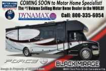 2019 Dynamax Corp Force HD 37TS Super C for Sale @ MHSRV W/Dash Cam, Solar