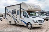 2019 Thor Motor Coach Chateau Sprinter 24BL Sprinter Diesel W/Ext Entertainment Center