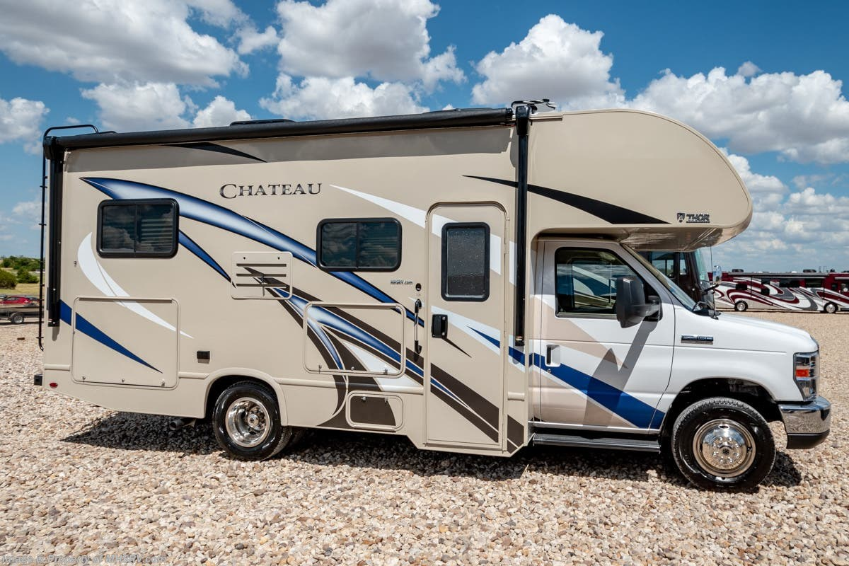 New 2019 Thor Motor Coach Chateau 22e Rv For Sale At Mhsrv W 15k A 1993 Dutchmen Travel Trailer Plumbing Diagram C Stabilizers