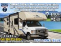 New 2019 Thor Motor Coach Chateau 22B RV for Sale at MHSRV W/ Stabilizers, 15K A/C available in Alvarado, Texas