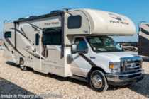 2019 Thor Motor Coach Four Winds 31E Bunk Model RV W/Jacks & 2 A/Cs