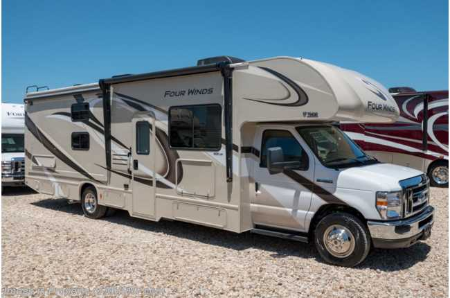 2019 Thor Motor Coach Four Winds 30D Bunk Model RV for Sale W/Stabilizers, 15K A/C