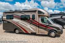 2019 Thor Motor Coach Four Winds Siesta Sprinter 24SJ RV W/Summit Pkg, Stabilizers & Dsl. Gen