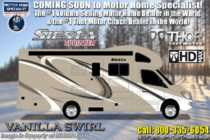 2019 Thor Motor Coach Four Winds Siesta Sprinter 24ST RV W/ Stabilizers & Theater Seats