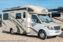2019 Thor Motor Coach Chateau Citation Sprinter 24ST RV W/Theater Seats, Stabilizers, Side Cams