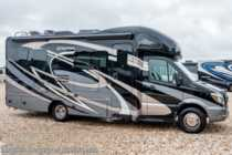 2019 Thor Motor Coach Chateau Citation Sprinter 24SJ RV W/Summit Pkg, Stabilizers & Dsl. Gen