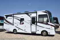 2019 Entegra Coach Vision 26X W/2 YR Warrenty, OH Loft & 15K A/C
