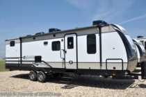 2019 Cruiser RV Radiance Ultra-Lite 28QD Bunk Model RV for Sale W/2 A/C