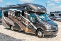 2019 Thor Motor Coach Synergy 24ST Sprinter RV for Sale W/Theater Seats, Dsl Gen