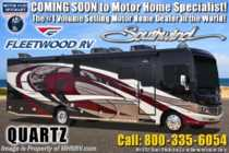 2019 Fleetwood Southwind 37FP Bath & 1/2 Bunk Model RV W/ Patio, 7KW Gen