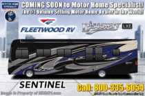 2019 Fleetwood Discovery LXE 40D Bath & 1/2 RV for Sale W/ Tech Pkg, Aqua Hot