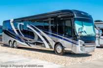 2019 Entegra Coach Anthem 44W Bath & 1/2 Luxury RV W/Stonewall, Solar