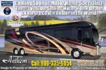 2019 Entegra Coach Anthem 44B Bath & 1/2 Luxury RV W/ Ext. Freezer & Solar