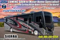 2019 Fleetwood Pace Arrow 36U Bath & 1/2 RV for Sale W/ Facing Dinette