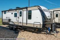 2019 Cruiser RV Radiance Ultra-Lite 24BH Bunk Model RV W/15K A/C