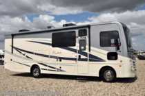 2019 Fleetwood Flair 29M W/2 A/Cs, King Bed, FWS, 5.5KW Generator