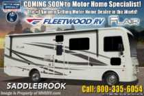 2019 Fleetwood Flair 28A RV for Sale W/ Res Fridge & King